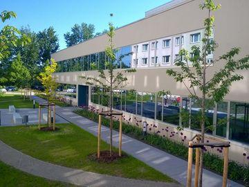 Fachschulgebäude Stadtroda