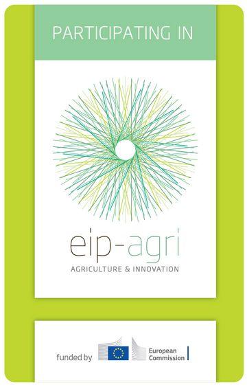 Logo der Europäischen Innovationspartnerschaften im Agrarbereich (EIP-Agri)