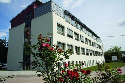 Gebäude Nr. 5 am Standort Jena
