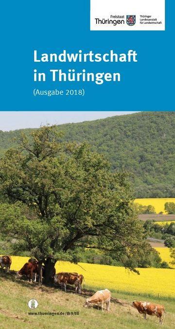 Download Broschüre Landwirtschaft in Thüringen