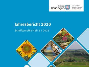 Umschlag Jahresbericht 2020