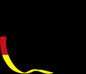 Logo mit einem stilisierten Apfel und dem Schriftzug Deutsche Genbank Obst - Vielfalt bewahren