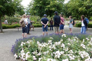 Exkursion Fachschule Gartenbau