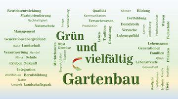 Kompetenzen im Gartenbau