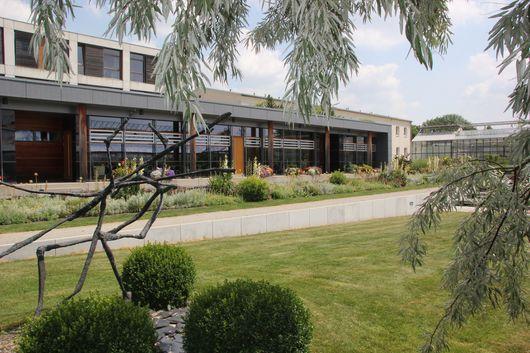 Seminargebäude des LVG