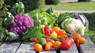Produktmischung Gemüse