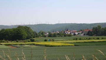 Versuchsfeld Dornburg